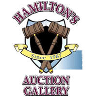 Hamilton&#039;s Antique Auction Gallery