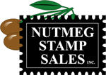 Nutmeg Stamp Sales