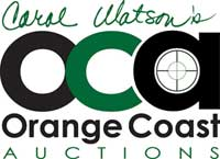 Carol Watson&#039;s Orange Coast Auctions