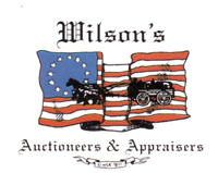Wilson&#039;s Auctioneers &amp; Appraisers