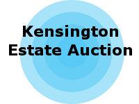 Kensington Estate Auction