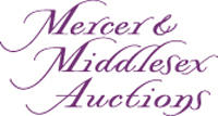 Mercer and Middlesex Auctions LLC