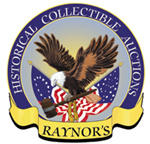 Raynors' Historical Collectible Auctions
