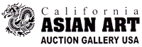 California Asian Art Auction Gallery USA